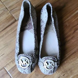 MK loafers